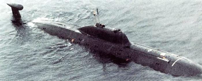 akula k-284