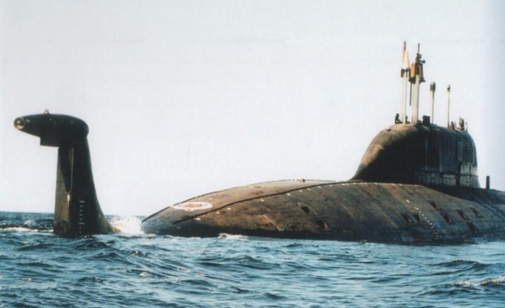 Akula K-335