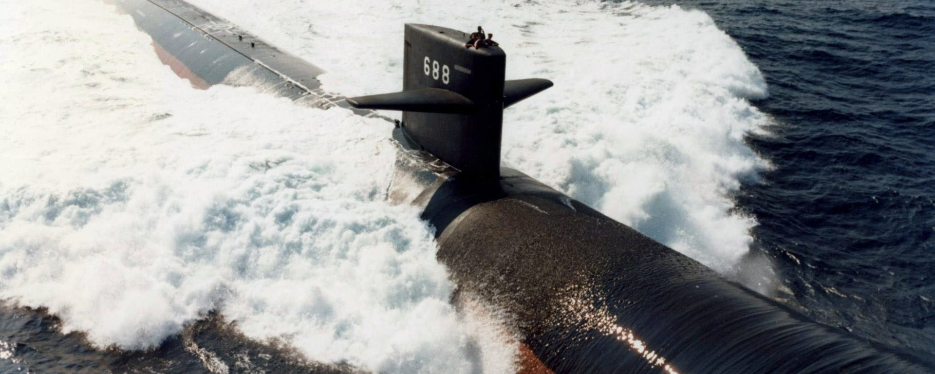 Los Angeles class:The benchmark SSN – Battle Machines