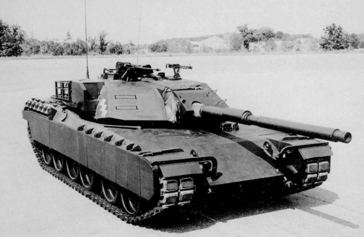 GM XM1