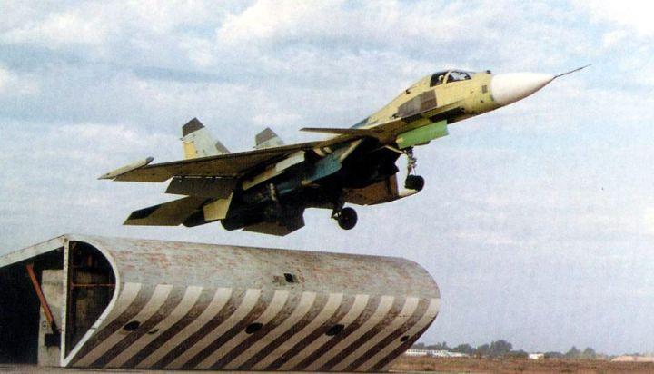 Su-33UB
