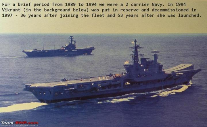 INS Vikrant and INS Viraat (2)
