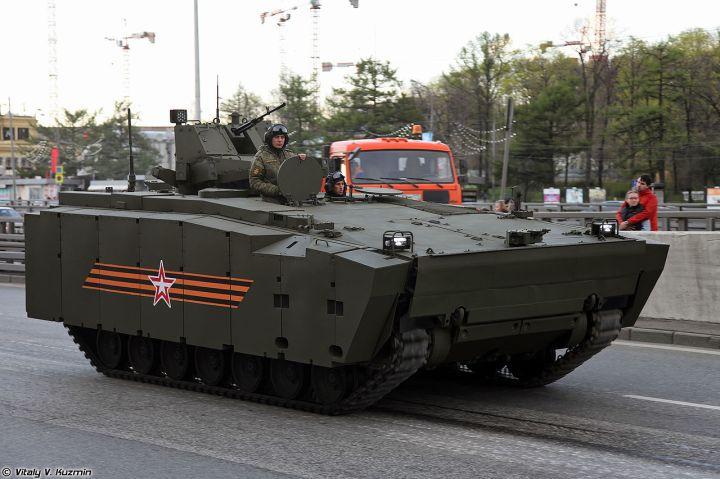 Kurganets 25 APC