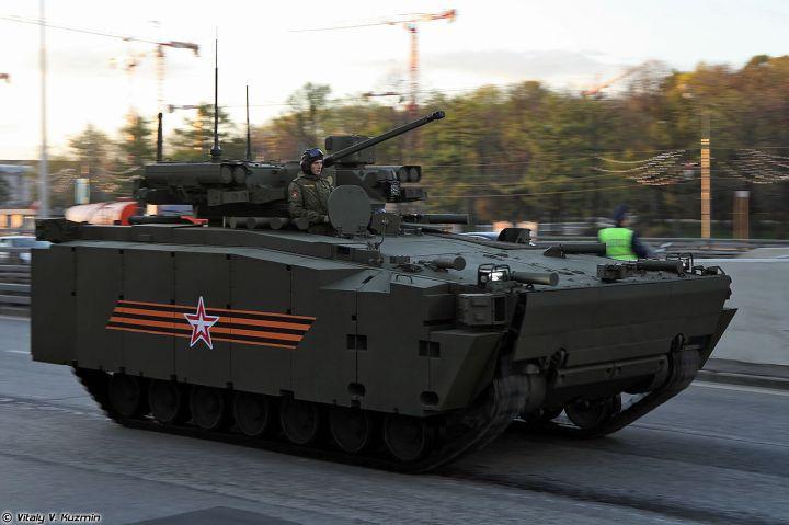 Kurganets 25 IFV
