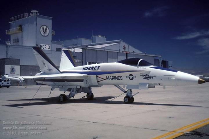 1st Hornet prototype