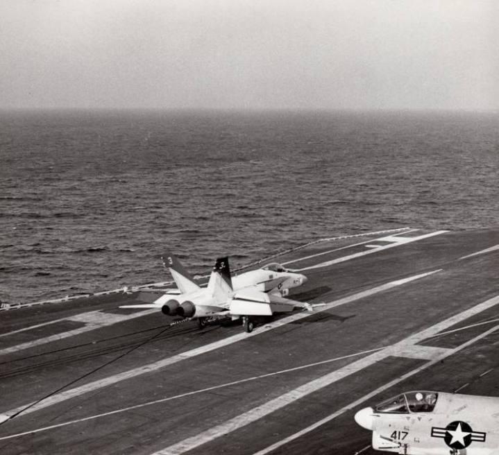 3rd Hornet prototype (1)