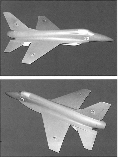 MiG-33 concept