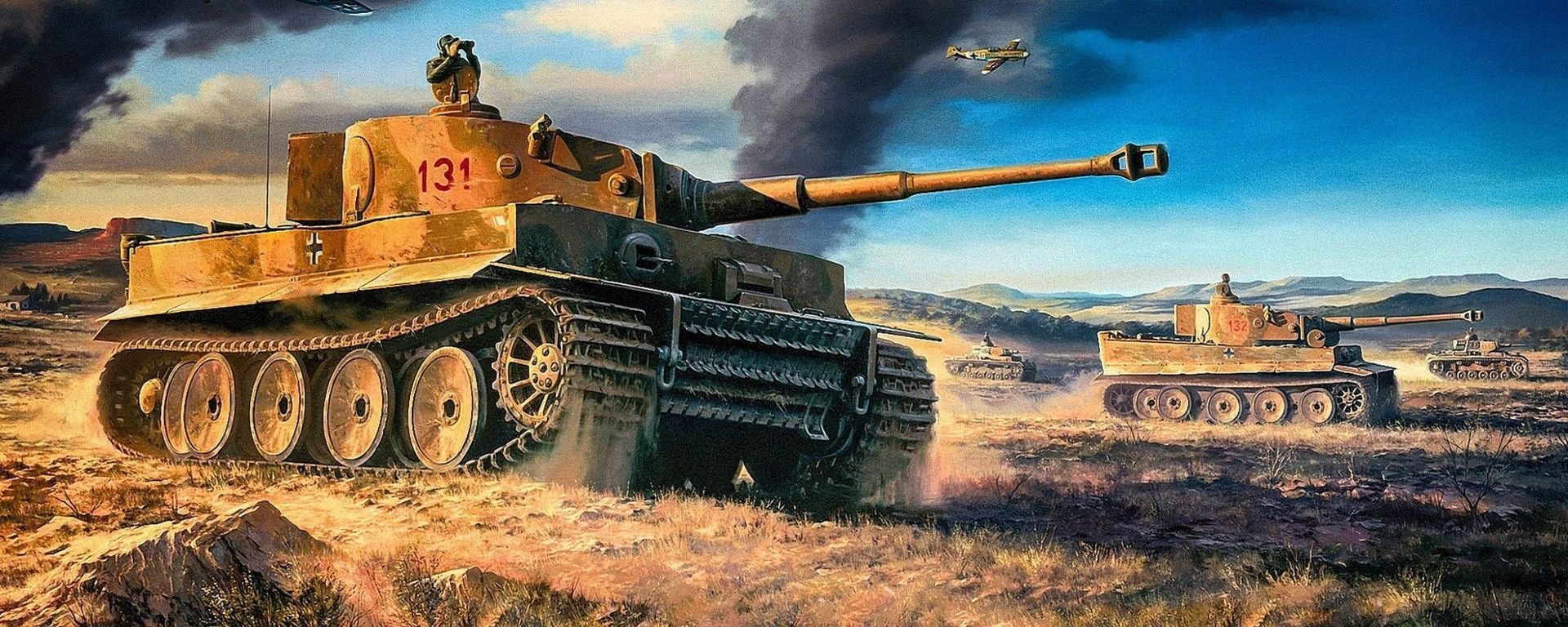 Tiger I Ii The Most Feared Tanks Of Ww2 Battle Machines
