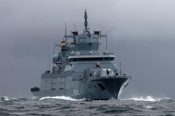 Fregatte Klasse 125_Baden-Württemberg_F222